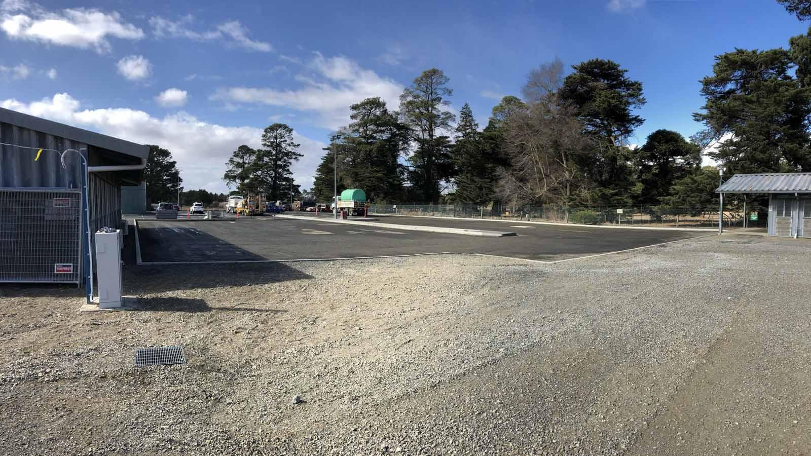 Monegeeta Car Park 1