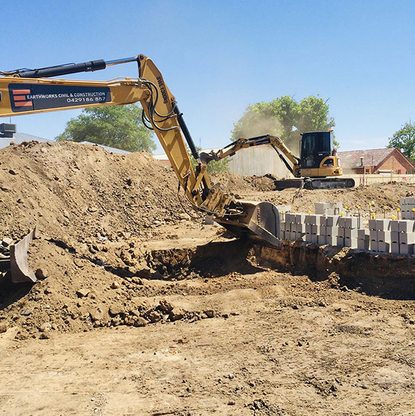 Earthworks_Civil Projects